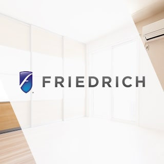 Brand Spotlight: Friedrich Air Conditioners