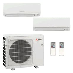 Dual Zone Wall Mounted Ductless Mini Splits