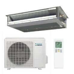 Daikin Concealed Duct Mini Splits