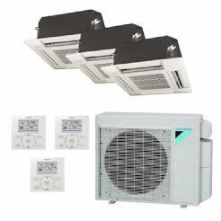 Daikin Ceiling Cassette Mini Splits