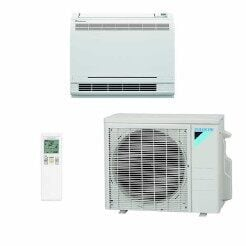Daikin Floor Mounted Mini Splits
