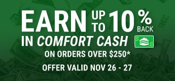 Comfort Cash 2020 for November 26 and 27