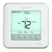 Honeywell 2 Heat 1 Cool T6 Pro Programmable Thermostat