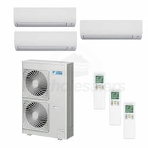 Learn More About Daikin RMXS48LVJU 2-FTXS12LVJU FTXS24LVJU