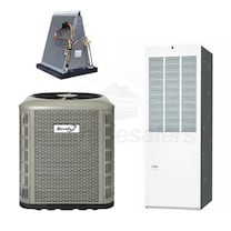 Revolv 2.5 Ton 14 SEER Heat Pump Air Conditioner Downflow Split System